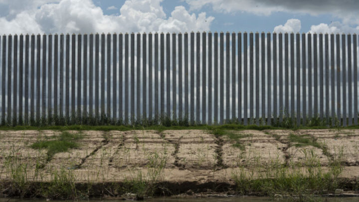 He Built a Privately Funded Border Wall. It's Already at Risk of Falling Down if Not Fixed.