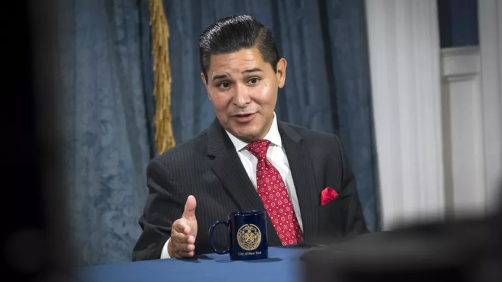 NYC students who refuse to wear masks in school will be sent home, Carranza says