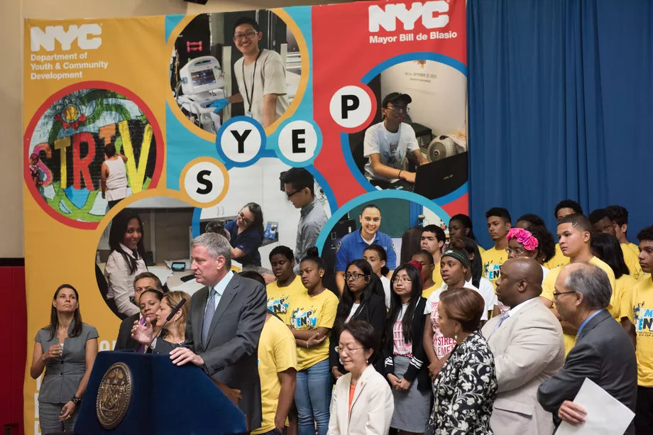 With NYC's summer jobs program back on, nonprofits have just weeks to prepare