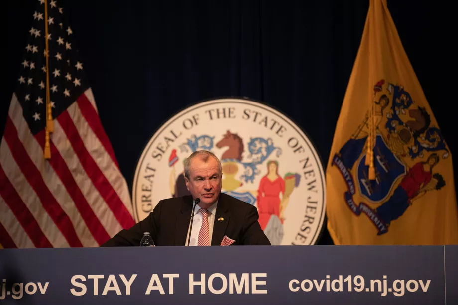 New Jersey schools will remain closed for at least another month, Gov. Murphy says