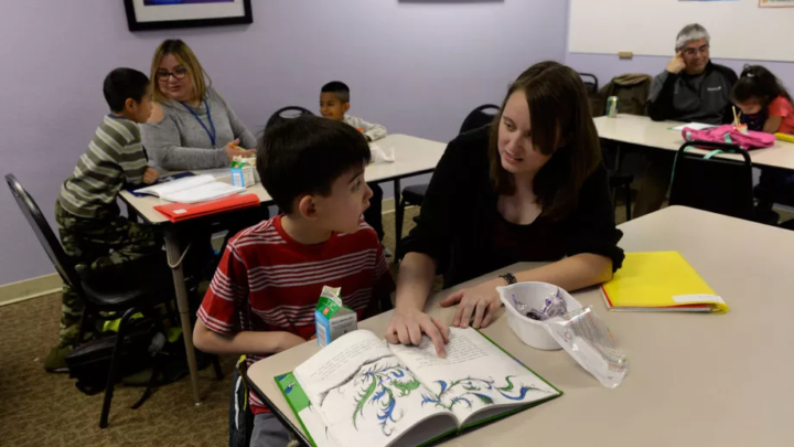 England is launching a national tutoring program. Could the U.S. follow suit?