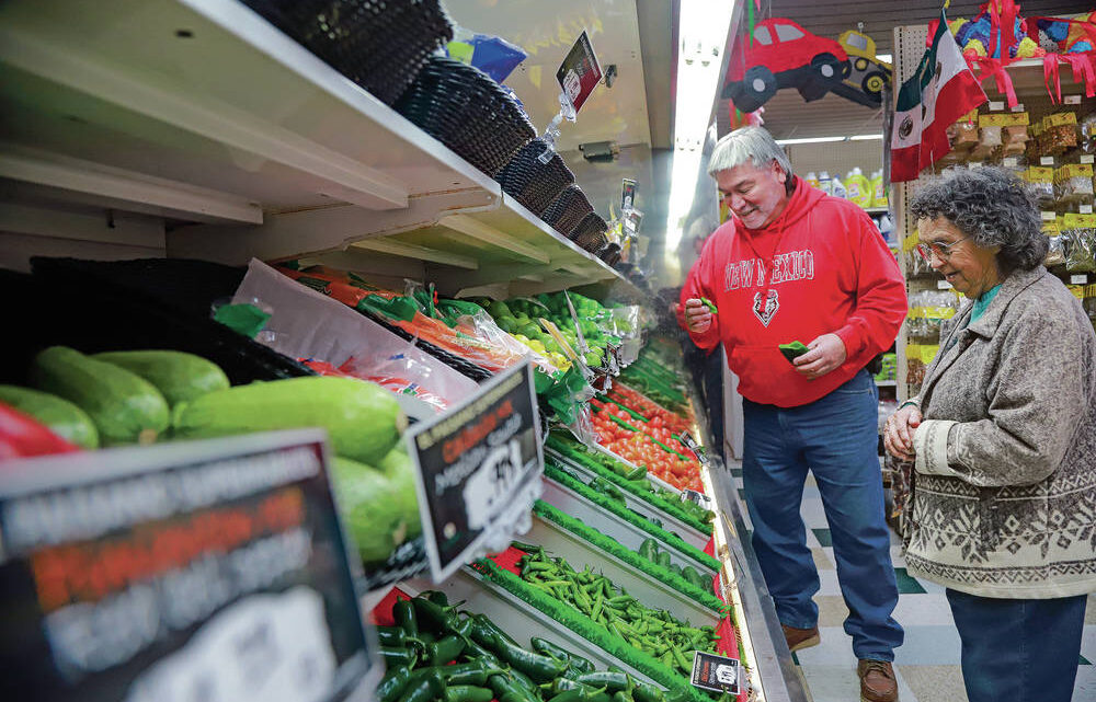 Dem leaders, shoppers don't want food taxed again