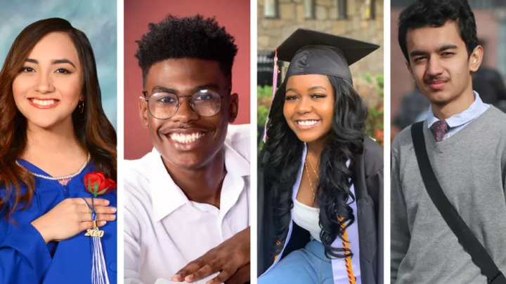 'Just take on the world': Newark's class of 2020 offers lessons in persistence and achievement