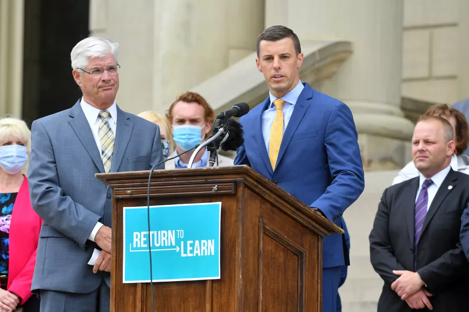 Bipartisan deal uses federal dollars to cushion Michigan schools as they prepare for cuts next year