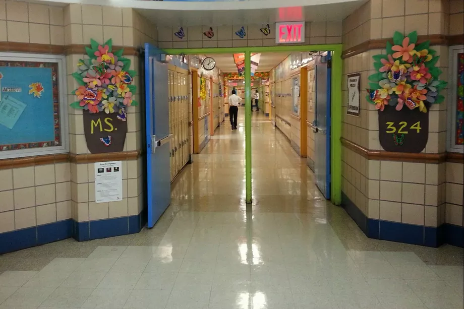 'Can we be safe?' Teachers worry the HVAC system at their Manhattan school poses dangers
