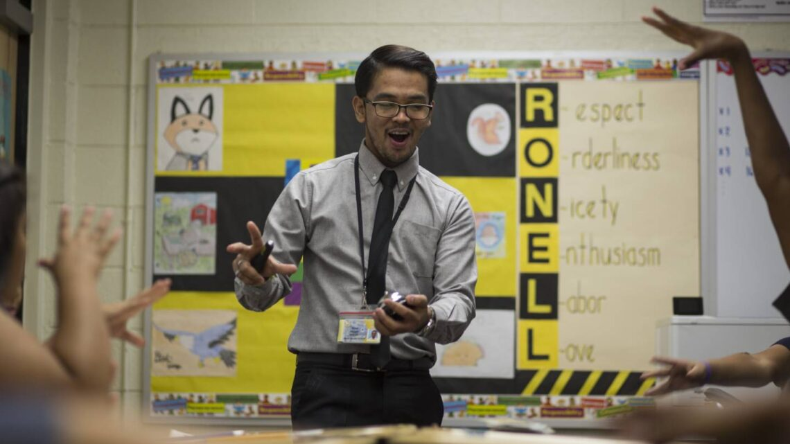 Foreign teachers pay dearly to fill jobs in New Mexico