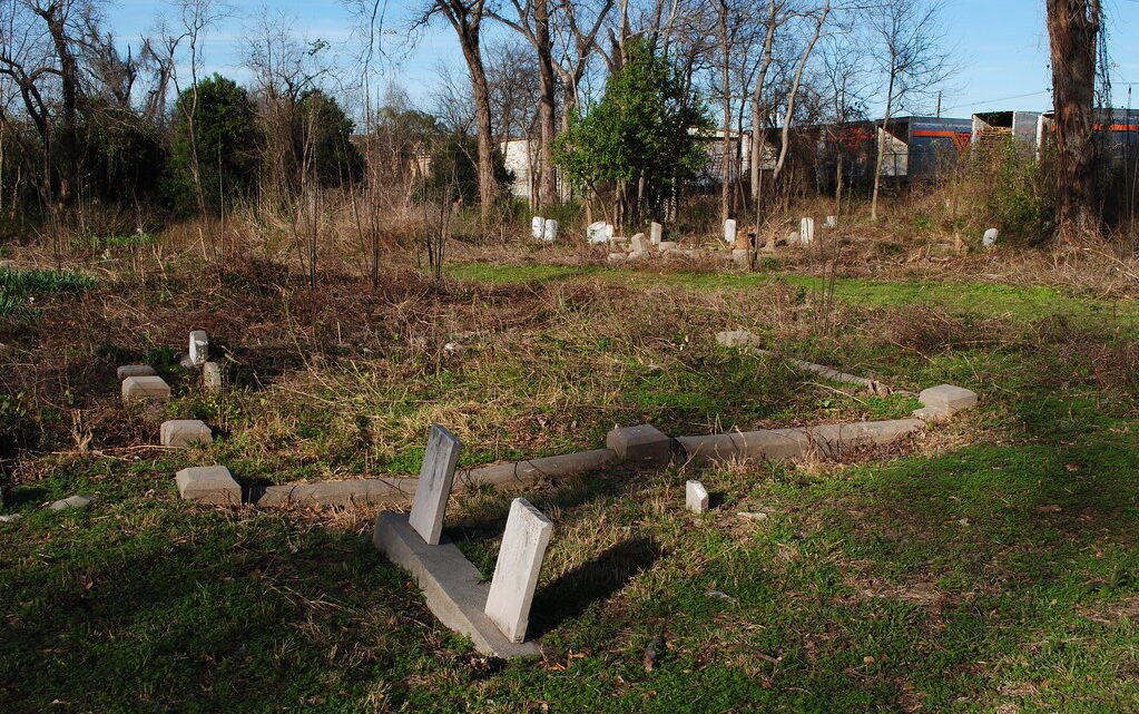 Climate change is threatening historic African American sites in the South