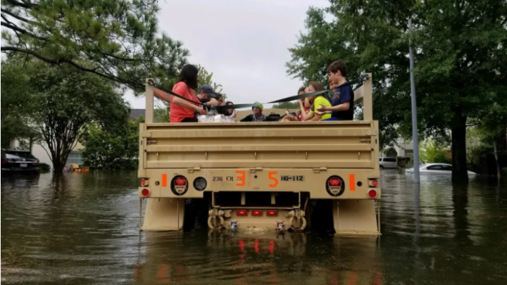 I'm a Houston geography teacher. This is my plan for our first day back — as soon as it arrives
