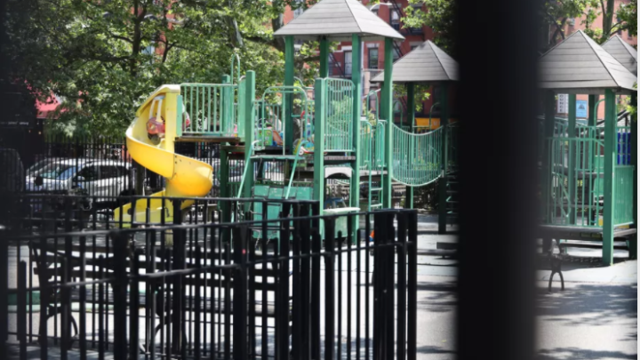 Cuomo Gives Go-Ahead to Reopen Playgrounds, But Mayor Won't Unlock Them