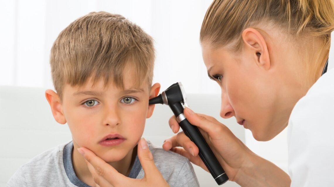 A pediatrician explains a spike in ear infections this summer after COVID-19 restrictions lifted