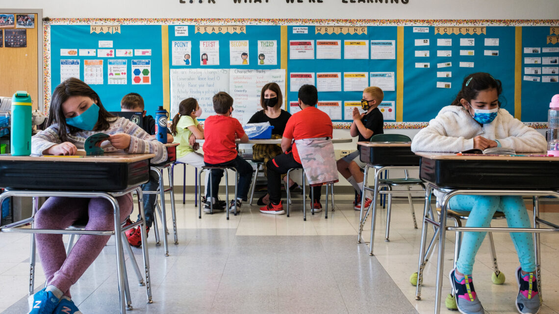 How a Chicago charter school is trying to make sure the kindergarteners are OK