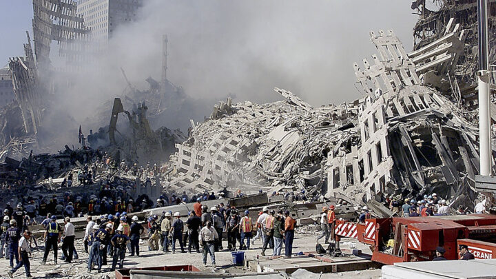 20 years on, 9/11 responders are still sick and dying