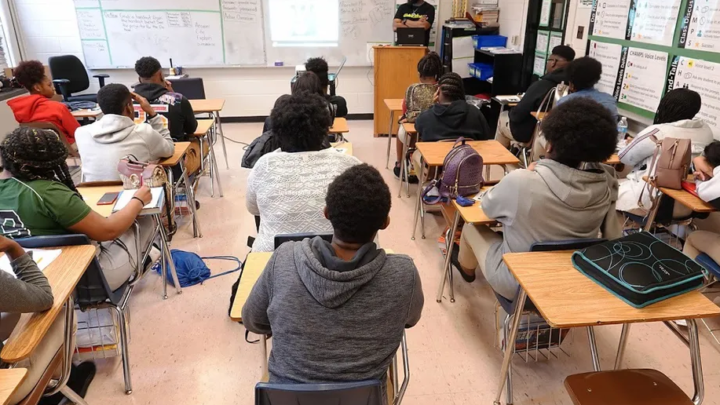 More Black male teachers needed, says speaker at Memphis Education Fund conference