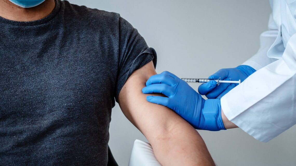 COVID-19 vaccine mandate for Virginia government workers effective today