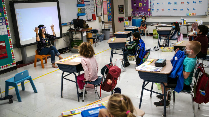 Minnesota student reading and math scores suffer during COVID-19