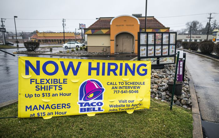 Economy created only a third of expected jobs in August