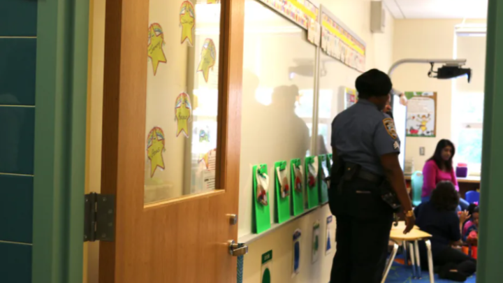 Memphis police chief says she's open to a school 'peace force'