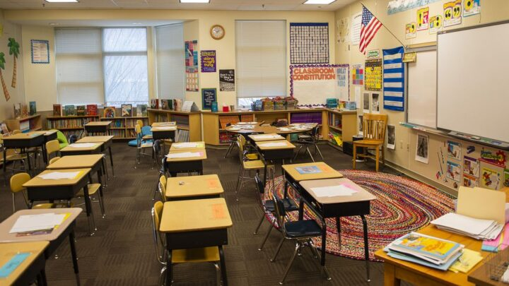 Illinois' increased education dollars going to pension benefits and administration
