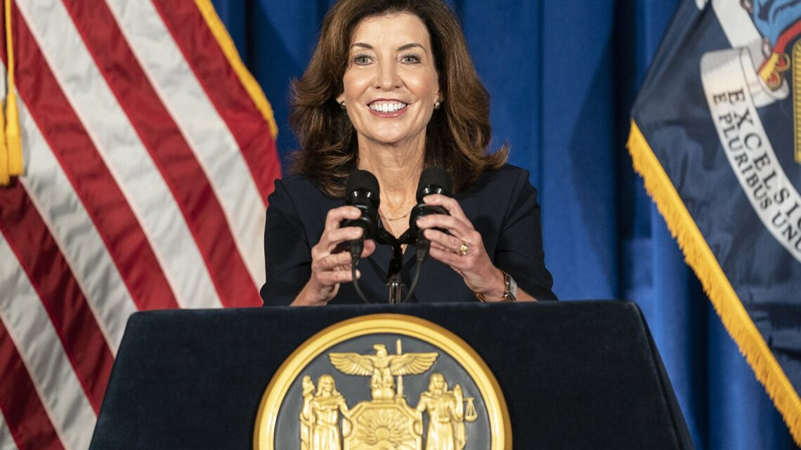 Hochul adamant on deadline for New York health care workers to receive vaccine