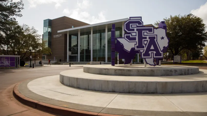 At Stephen F. Austin State University, a quiet pay bump for the president sparks outrage and questions over the budget and furloughs