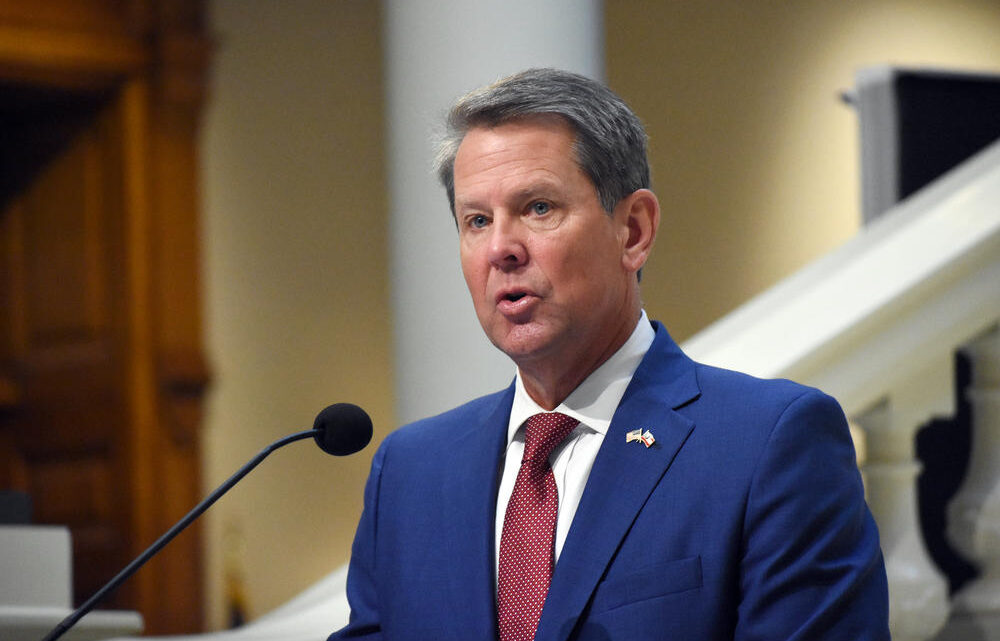 Kemp, others bash IRS monitoring plan as 'invasion of privacy'